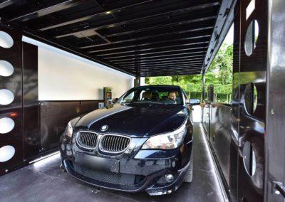 Aarding Car Lifts - BMW op Bemande Autolift IP1-CM MOB 8