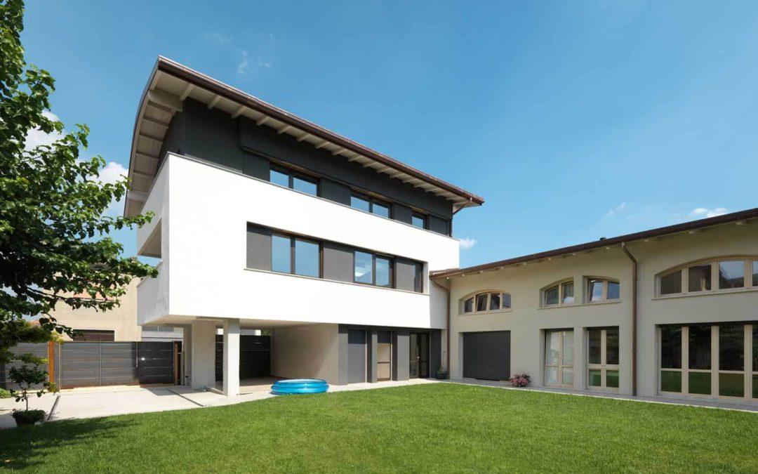 Onbemande Autolift voor Particuliere Villa in Italië