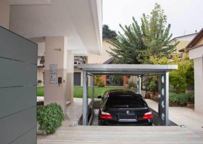Aarding Car Lifts - Onbemande Autolift Particuliere Villa Italië 5