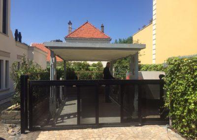 Aarding Car Lifts - Bemande Autolift voor Particuliere Luxe Villa in Zuid-Holland 1