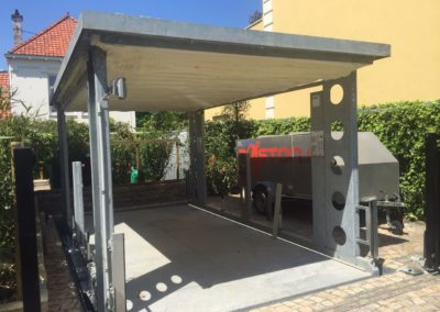 Aarding Car Lifts - Bemande Autolift voor Particuliere Luxe Villa in Zuid-Holland 2