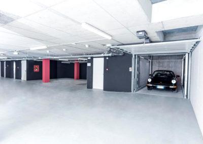 Aarding Carlifts - Onbemande hydraulische Autolift Luxe Appartement Italië - 1