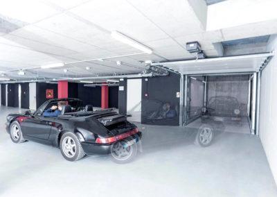 Aarding Carlifts - Onbemande hydraulische Autolift Luxe Appartement Italië - 10