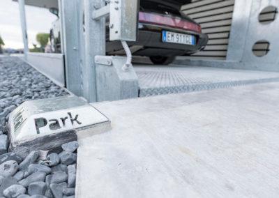 Aarding Carlifts - Onbemande hydraulische Autolift Luxe Appartement Italië - 11