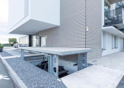 Aarding Carlifts - Onbemande hydraulische Autolift Luxe Appartement Italië - 12