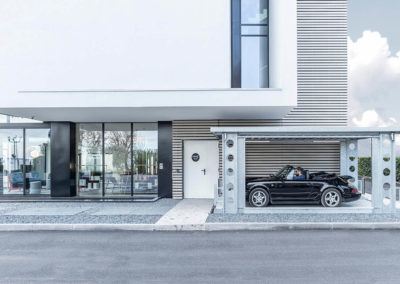 Aarding Carlifts - Onbemande hydraulische Autolift Luxe Appartement Italië - 15