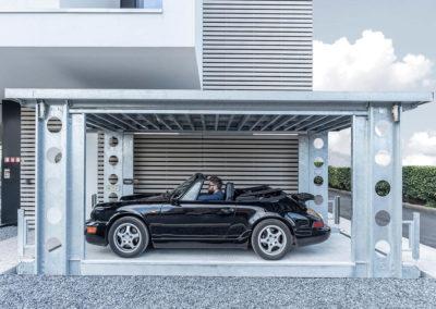 Aarding Carlifts - Onbemande hydraulische Autolift Luxe Appartement Italië - 16