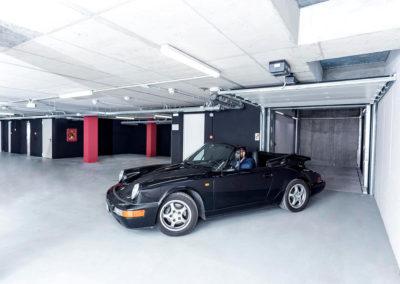 Aarding Carlifts - Onbemande hydraulische Autolift Luxe Appartement Italië - 4