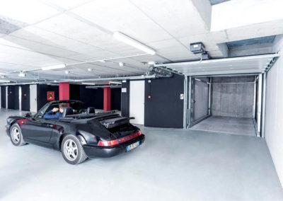 Aarding Carlifts - Onbemande hydraulische Autolift Luxe Appartement Italië - 6
