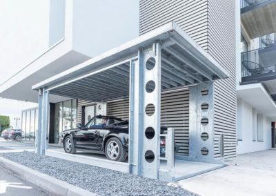 Aarding Carlifts - Onbemande hydraulische Autolift Luxe Appartement Italië - 7