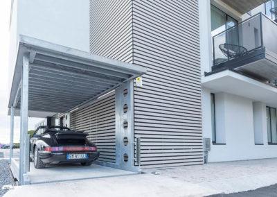 Aarding Carlifts - Onbemande hydraulische Autolift Luxe Appartement Italië - 8