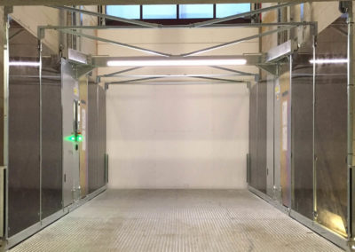 Aarding Car Lifts Project Bemande Autolift voor Hotel in Amsterdam IdealPark IP1 HMT V08 - 5
