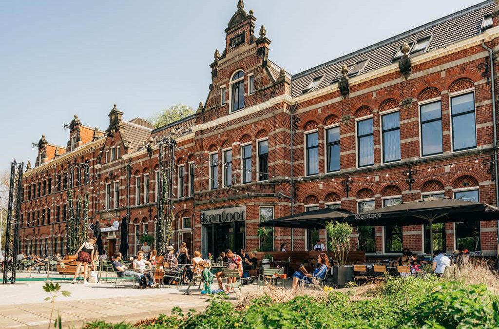Bemande Autolift voor Hotel in Amsterdam