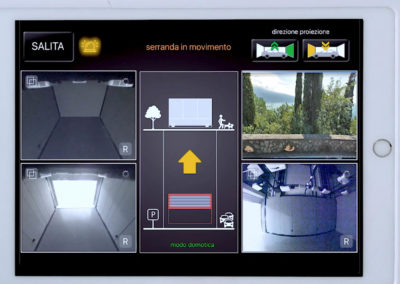 Aarding Car Lifts Project Bemande Autolift voor Particuliere Villa in Italië - Immersive Carlift 2
